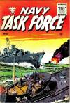Navy Task Force #8 comic books for sale