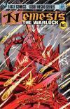 Nemesis the Warlock comic books