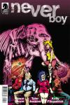 Neverboy #4 comic books for sale