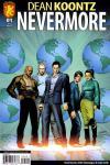 Nevermore Comic Books. Nevermore Comics.