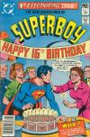 New Adventures of Superboy comic books