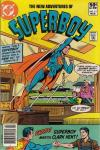 New Adventures of Superboy #15 comic books for sale