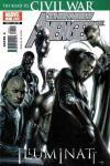 New Avengers: Illuminati Comic Books. New Avengers: Illuminati Comics.
