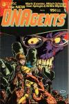New DNAgents #8 comic books for sale