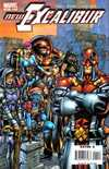 New Excalibur #11 comic books for sale