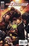 New Excalibur #22 comic books for sale