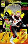New Frontiers comic books