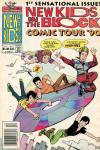 New Kids on the Block: Comic Tour Comic Books. New Kids on the Block: Comic Tour Comics.