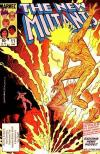New Mutants #11 comic books for sale