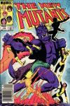 New Mutants #14 Comic Books - Covers, Scans, Photos  in New Mutants Comic Books - Covers, Scans, Gallery