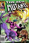New Mutants #16 comic books for sale