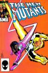 New Mutants #17 comic books for sale