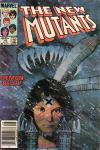 New Mutants #18 Comic Books - Covers, Scans, Photos  in New Mutants Comic Books - Covers, Scans, Gallery