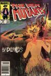 New Mutants #20 comic books for sale