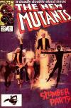 New Mutants #21 comic books for sale