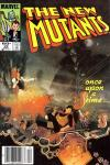 New Mutants #22 Comic Books - Covers, Scans, Photos  in New Mutants Comic Books - Covers, Scans, Gallery