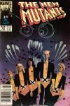 New Mutants #24 comic books for sale