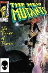 New Mutants #25 comic books for sale