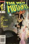 New Mutants #25 Comic Books - Covers, Scans, Photos  in New Mutants Comic Books - Covers, Scans, Gallery