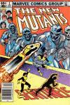 New Mutants #2 Comic Books - Covers, Scans, Photos  in New Mutants Comic Books - Covers, Scans, Gallery