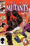 New Mutants #33 comic books for sale