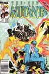 New Mutants #37 comic books for sale