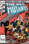 New Mutants #4 comic books for sale