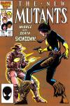 New Mutants #41 comic books for sale