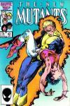 New Mutants #42 comic books for sale