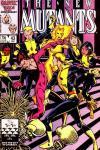 New Mutants #43 comic books for sale