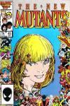New Mutants #45 comic books for sale