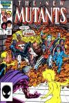 New Mutants #46 comic books for sale