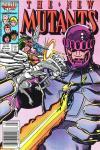 New Mutants #48 comic books for sale