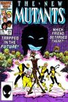 New Mutants #49 comic books for sale