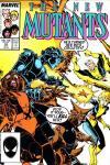 New Mutants #53 comic books for sale