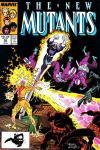 New Mutants #54 comic books for sale