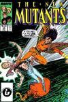 New Mutants #55 comic books for sale