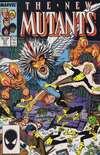 New Mutants #57 comic books for sale