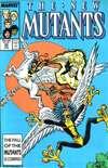 New Mutants #58 comic books for sale