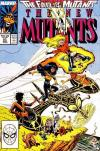New Mutants #61 comic books for sale