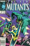 New Mutants #67 comic books for sale
