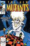 New Mutants #68 comic books for sale