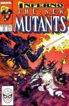 New Mutants #71 comic books for sale