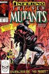 New Mutants #73 comic books for sale
