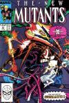 New Mutants #74 comic books for sale