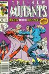 New Mutants #75 comic books for sale