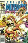 New Mutants #77 comic books for sale