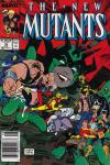 New Mutants #78 comic books for sale