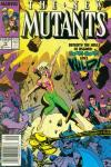 New Mutants #79 comic books for sale