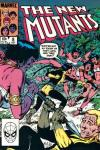 New Mutants #8 comic books for sale